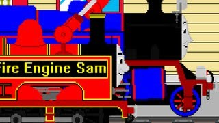 Fire Engine Sam Episode 1 (Sodor's Newest Hero)