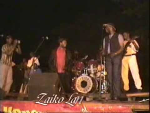 Zaiko Langa Langa, Papa wemba et Jossart al Athene de la Gombe