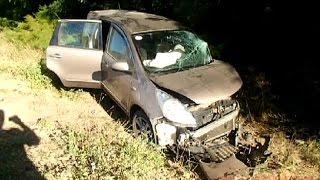 Жесткие аварии 2015 за 3ю неделю Августа
