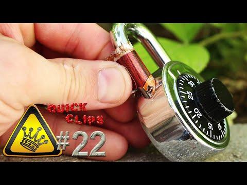 只要把易拉罐剪成這個形狀,多少次忘記帶鑰匙也不怕了。