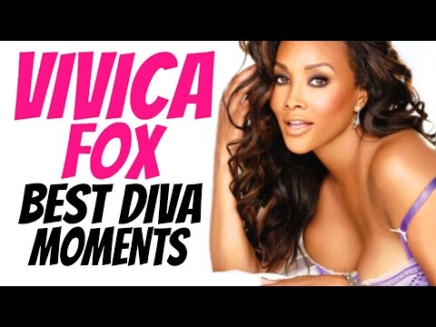 Vivica A. Fox - Best Diva Moments