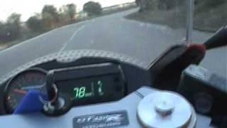 10. Hyosung GT 250 R. Prueba Portalmotos.com