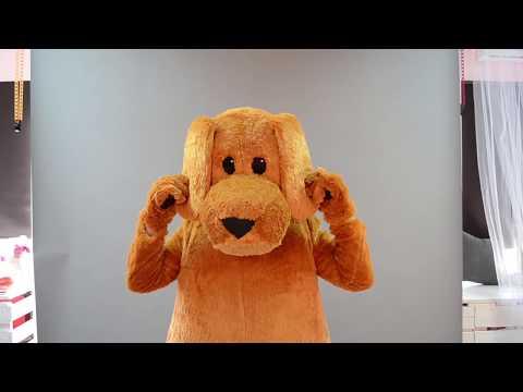 Mascot costumes - Behind The Scene