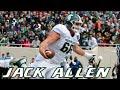 Jack Allen vs Michigan (2014)