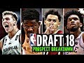 2018 Nba Draft Prospect Breakdown Part I: Bagley Doncic