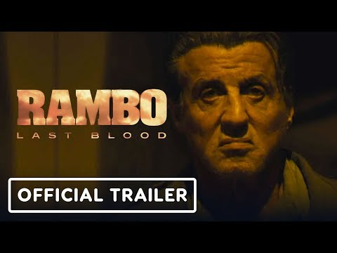 Rambo: Last Blood Official Trailer (2019)  Sylvester Stallone, Paz Vega