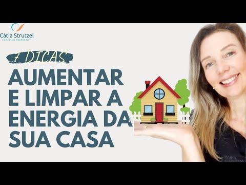 7 DICAS PARA AUMENTAR E LIMPAR A ENERGIA DA SUA CASA