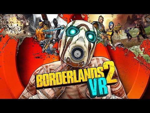 Borderlands 2 VR Teaser PlayStation VR PSVR