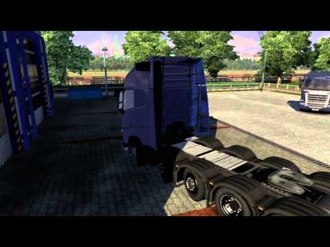 Volvo 10 x 8 Chassis by MasterMods 1.14.X
