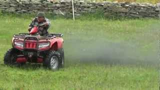 9. ARCTIC CAT 700 diesel