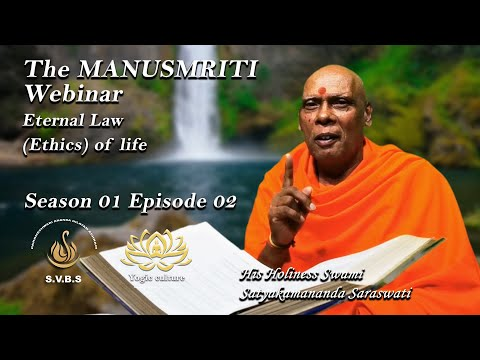 MANUSMRITI | ETERNAL LAW (ETHICS) OF LIFE ~ SEASON 01 EPISODE 02 (ENG SUBTITLE) - 21st APRIL 2021