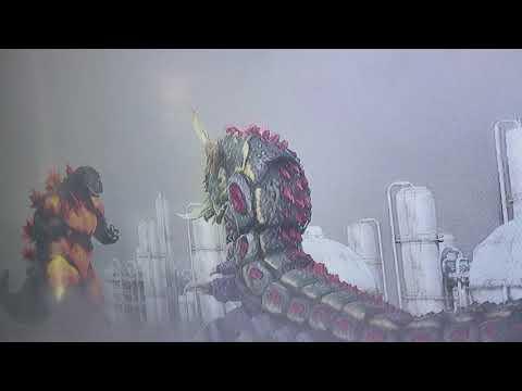 Godzilla and rexy season 7 episode 56 no more war