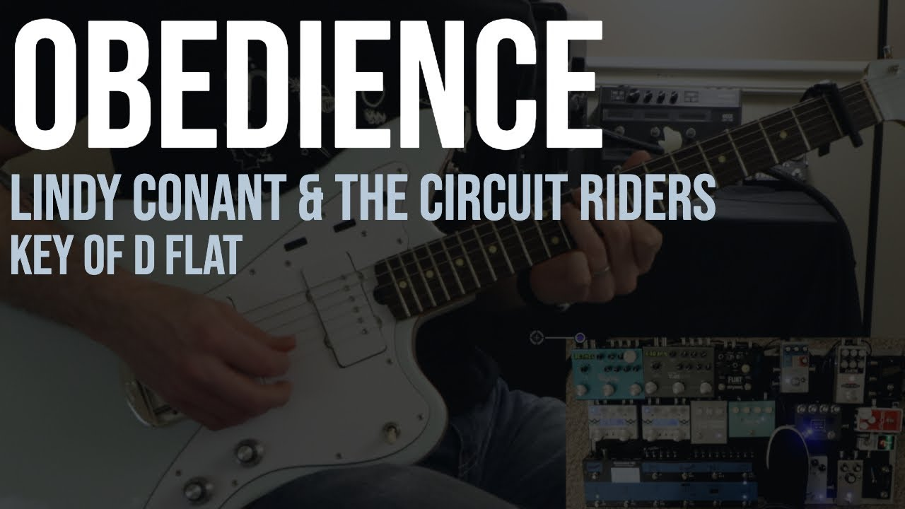 Obedience | Lindy Conant | Lead Electric Guitar