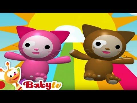 Head and Shoulders - Nursery Rhymes   BabyTV