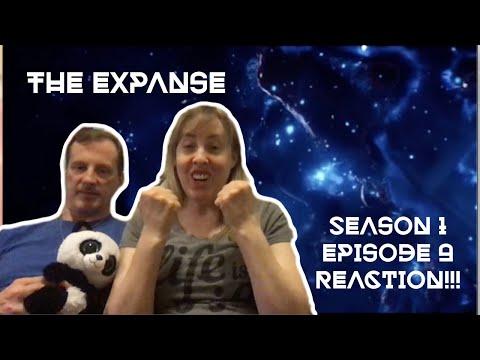 The Expanse Season 1 Episode 9 REACTION!!