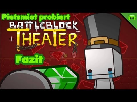 BattleBlock Theater # 3 - Fazit «» Pietsmiet probiert BattleBlock Theater | FULL-HD