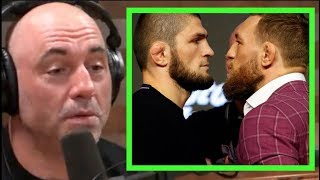 Video Joe Rogan Breaks down Conor vs. Khabib!! MP3, 3GP, MP4, WEBM, AVI, FLV Oktober 2018