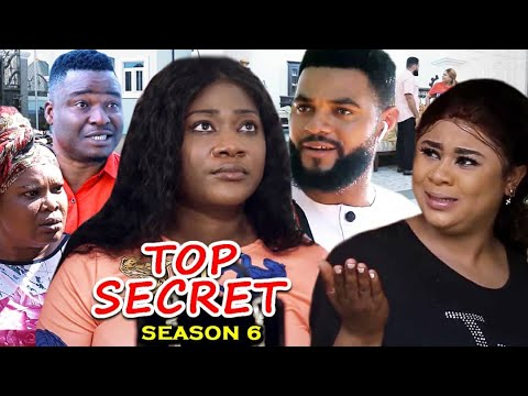 TOP SECRET SEASON 6 - Mercy Johnson 2020 Latest Nigerian Nollywood Movie Full HD | 1080p