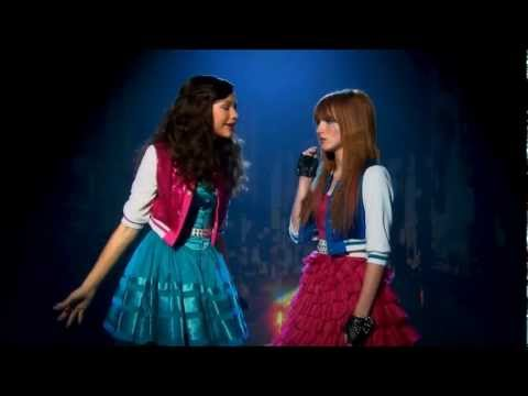 "[HD] Shake It Up ""Made In Japan"" Dance - Bella & Zendaya"