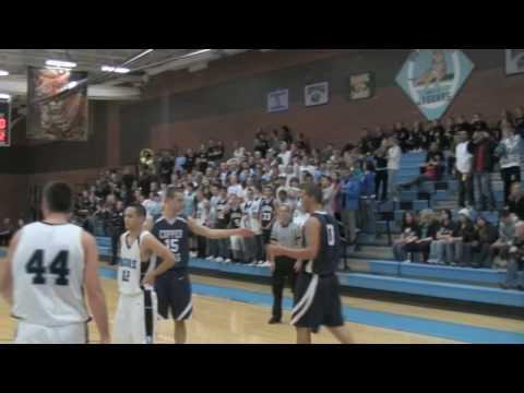 High school basketball: West Jordan vs Copper Hills