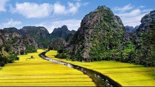 Ninh Binh Vietnam  city photos gallery : Hoa Lu Tam Coc, Ninh Binh Vietnam, Day trip to Ninh Binh HD