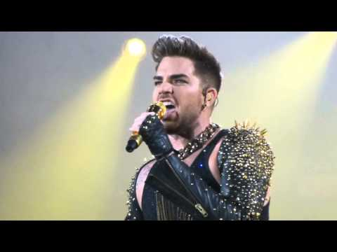 Adam Lambert & Queen  Somebody to Love Toronto  07-13-2014