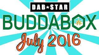 BUDDABOX 710 DABSTAR UNBOXING! (July 2016) by Strain Central
