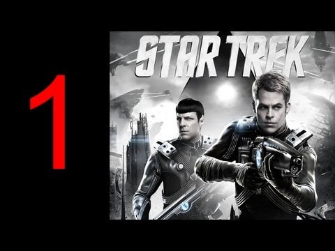 walkthrough - Star Trek gameplay walkthrough part 1 let's play PS3 video GAME XBOX PC