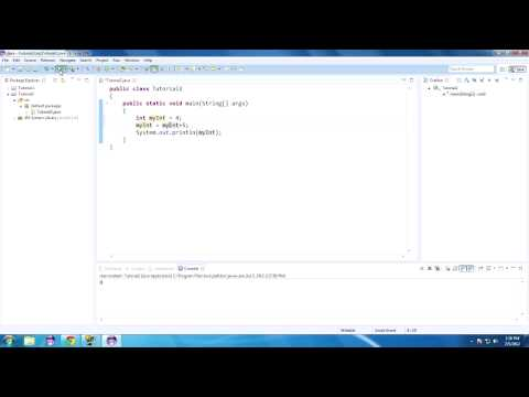 Java Tutorial 2: Hello Variables! Getting Started With Primitives, Strings, and Arrays!