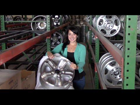 Factory Original Kia Rio Rims & OEM Kia Rio Wheels – OriginalWheel.com