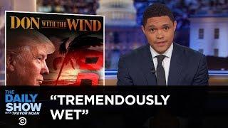 "Trump Calls His Puerto Rico Hurricane Response an ""Unsung Success"" | The Daily Show"