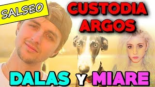 DALAS GANA LA CUSTODIA DE ARGOS CONTRA MIARE. Dalas Review gana la custodia de su perro Argos frente a Miare's project en juicio, los cuales se han dedicado varios tweets incluso Miare ha subido un video titulado He perdido el juicio de Argos Y OS CUENTO TODA LA VERDAD.►Canal uTOPía Friki: http://goo.gl/a4SmV7►PATREON: https://goo.gl/P8nzWS►TWITTER http://goo.gl/BOrdbw►FACEBOOK https://goo.gl/caZkP0►Arte y diseño del canal creados por @rugarso►RECOMENDACIÓN (remunerada) enviar correo a contacto.salseoyt@gmail.com
