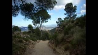 El Berro Spain  City new picture : Senderismo por El Berro en Sierra Espuña