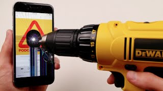 What Happens If You Drill an iPhone 6?