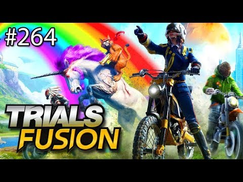 FOOD DELIVERY HORROR STORY - Trials Fusion w/ Nick