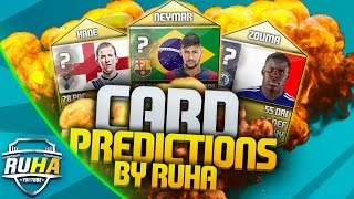 FIFA 16 | Card/Rating Predictions | Kane, Neymar, Zouma, neymar, neymar Barcelona,  Barcelona, chung ket cup c1, Barcelona juventus