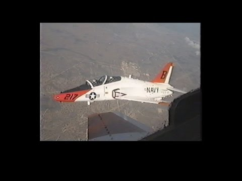 See what it was like to fly formation,...