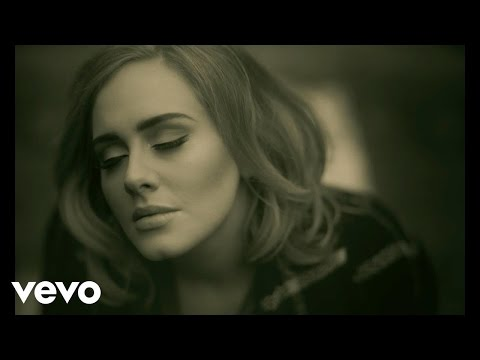 "Adele New Song -""Hello from the other side"" Lyrics Video"