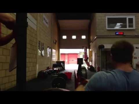 Will Kane gtd q3 crossfit Cheltenham