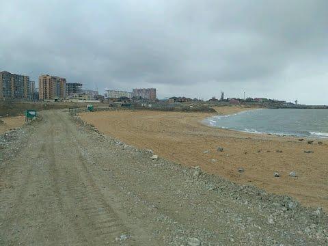 Жители Каспийска против застройки городского пляжа