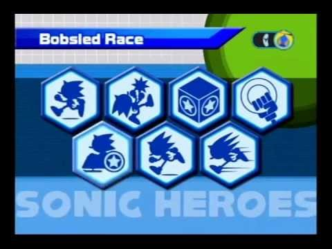 Let's Play Sonic Heroes! (Multiplayer 1)