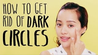 How to Get Rid of Dark Circles - YouTube