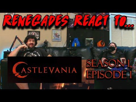 Renegades React to... Castlevania - Season 1, Episode 1