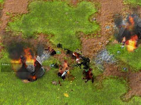 Battle Realms - Improved Nightvol's Journey (MOD)