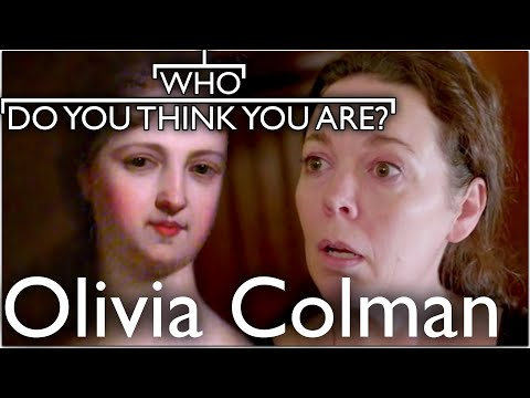 Tearful Olivia Finds 17th Century Family Portraits | Who Do You Think You Are