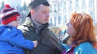 Як любов рятує від війни (за участі Ольги Лашко)
