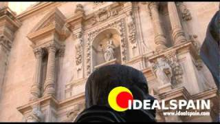 Elche Spain  City pictures : Elche in the province of Alicante (Valencia). A tour of the city