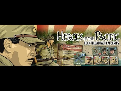 Heroes Of The Pacific Trailer