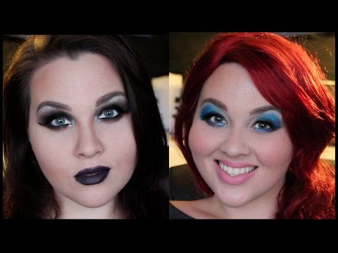 tutorials - A bunch of you asked for the witch and mermaid Halloween makeup tutorials, so here you go my lovelies. :) Visit my blog RavingsByRae.com for more details: http://goo.gl/jvYYEQ and take the...