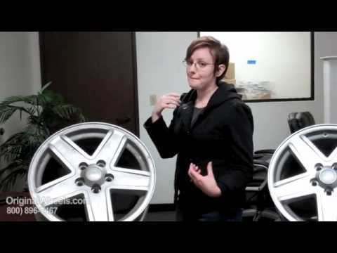 Commander Rims & Commander Wheels - Video of Jeep Factory, Original, OEM, stock new & used rim Co.
